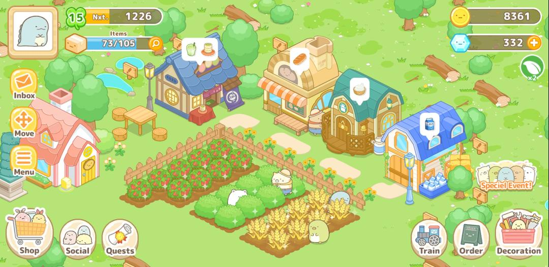 Sumikkogurashi Farm Review – An Adorable & Relaxing Farm Simulation Game-screenshot1