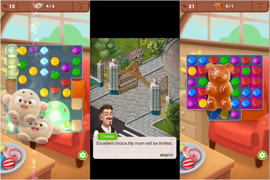 Candy Manor - Home Design Review-screenshot4