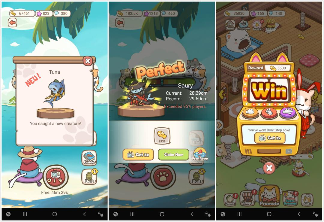 Cats Life - Idle Kitty Collector Review – Similar to Animal Restaurant but More Fun!-screenshot7