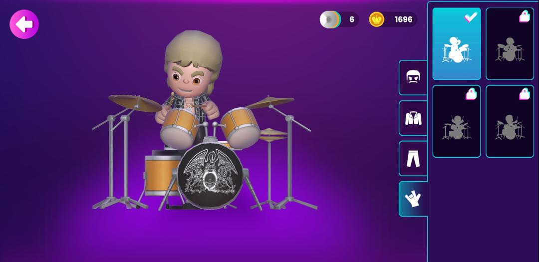 Queen Rock Tour - The Official Rhythm Game First Impression-screenshot6